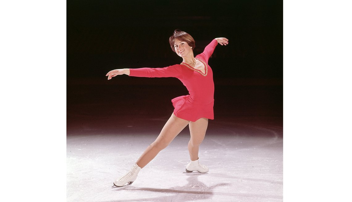 Figure Skater, Dorothy Hamill, Boomers Olympic Memories
