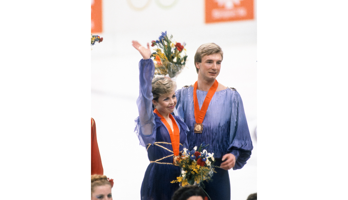 Ice Dancing, Jayne Torvill, Christopher Dean, Boomers Olympic Memories