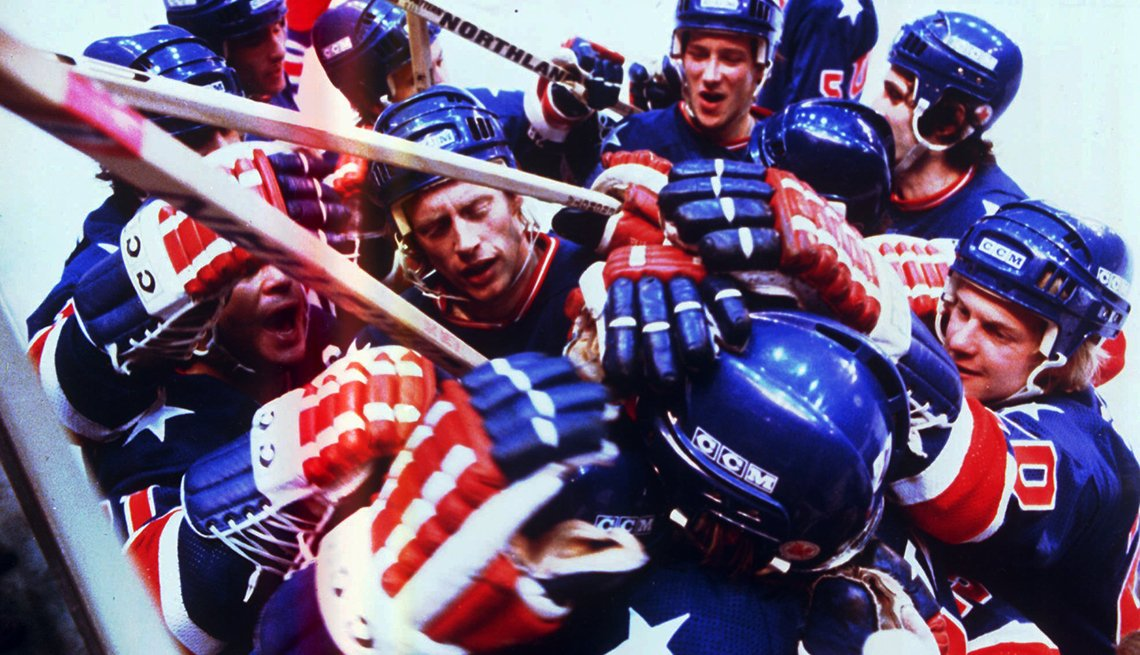 US Hockey Team, Miracle On Ice, Boomers Olympic Memories