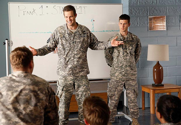 TV show Enlisted on Fox