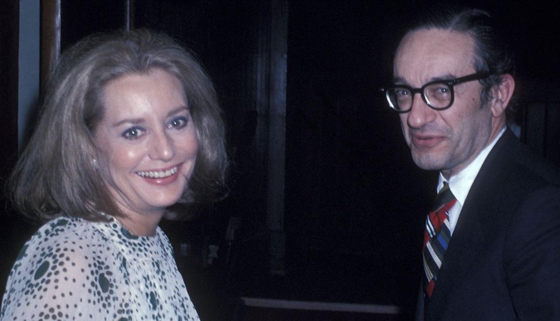 Barbara Walters Out At Night With Alan Greenspan, Barbara Walters Slideshow