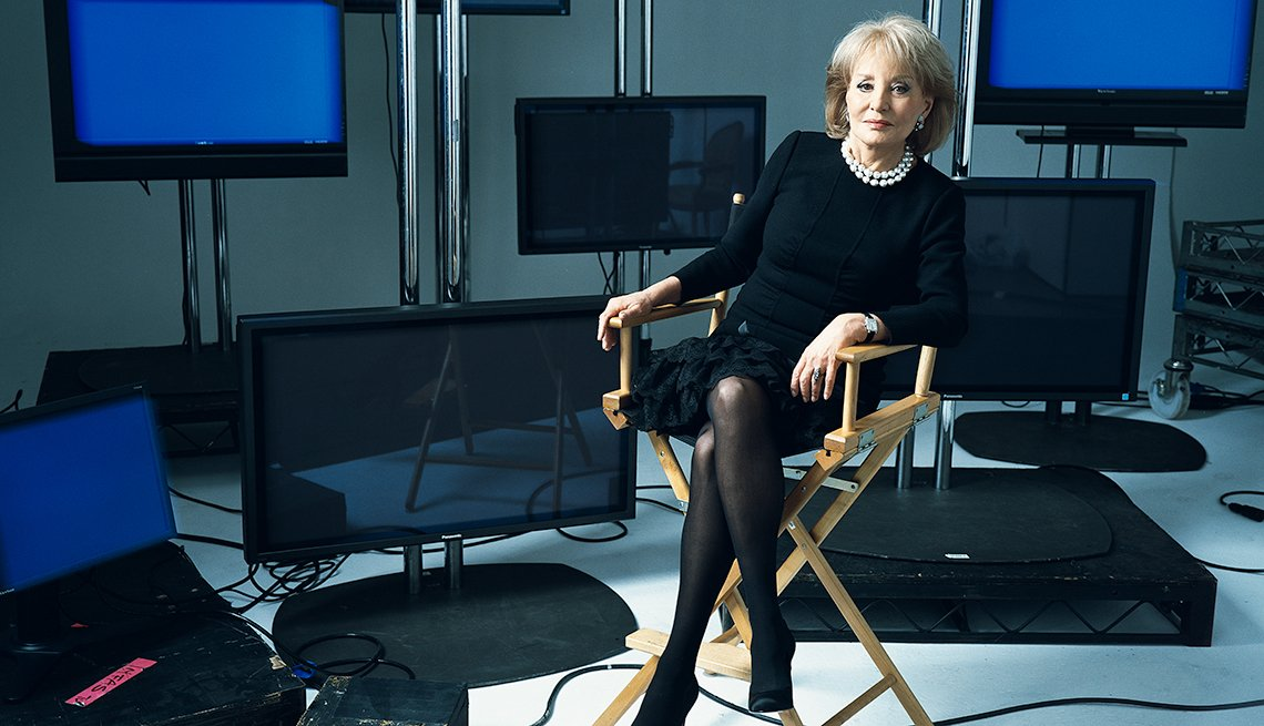 Barbara Walters, journalist, What I Know Now
