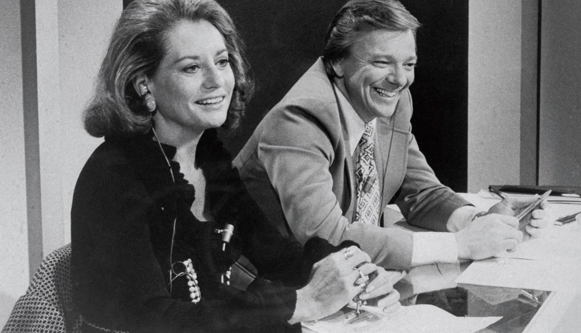 Today Show Co-host, Jim Hartz, Barbara Walters Slideshow