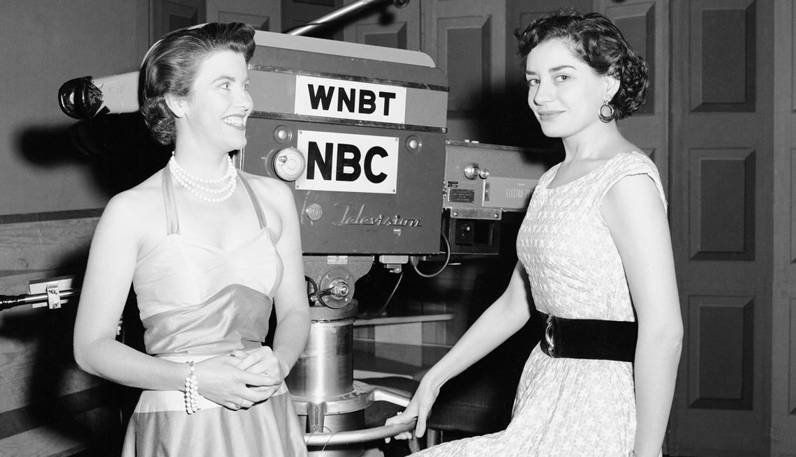 Kathi Norris, Ask The Camera Television Show, Barbara Walters Slideshow, Career