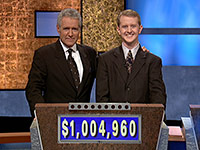 Jeopardy Anniversary Game Show