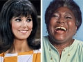 Marlo Thomas and Esther Rolle,