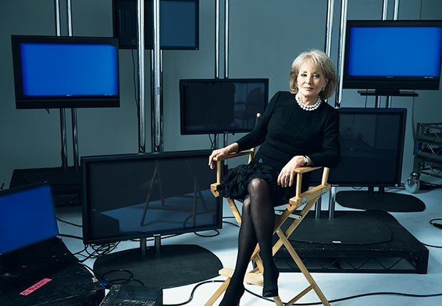 Barbara Walters (Trunk Archive)
