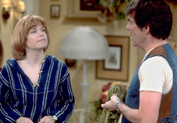 Bonnie Franklin on 'One Day at a Time' 1975-1984