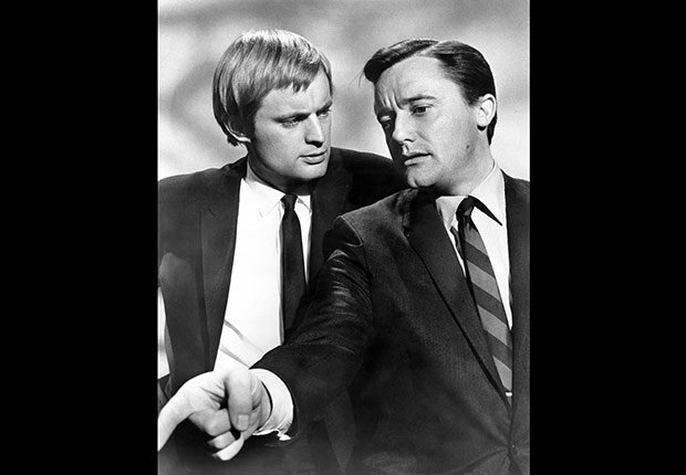 The Man from U.N.C.L.E. Jeopardy Anniversary Game Show.