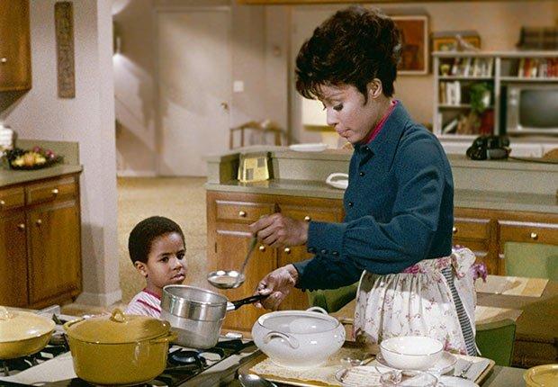 Diahann Carroll, Julia, 1968, Las mujeres que cambiaron la televisión