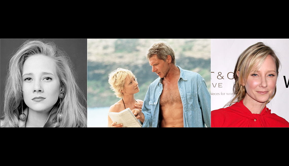 Anne Heche, Another World, Famous Celebs in the soap