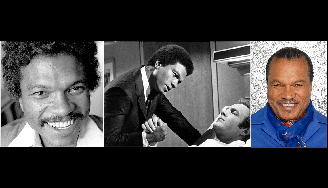 Billy Dee Williams, Another World, Famous Celebs in the soap