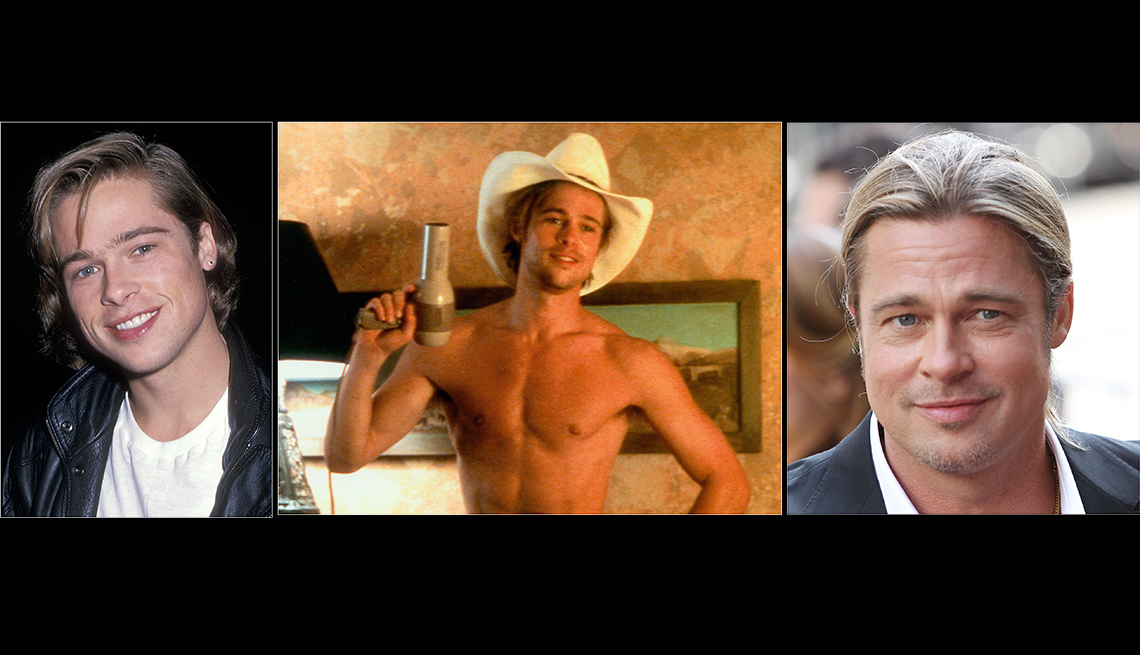 Brad Pitt, Another World, Famous Celebs in the soap
