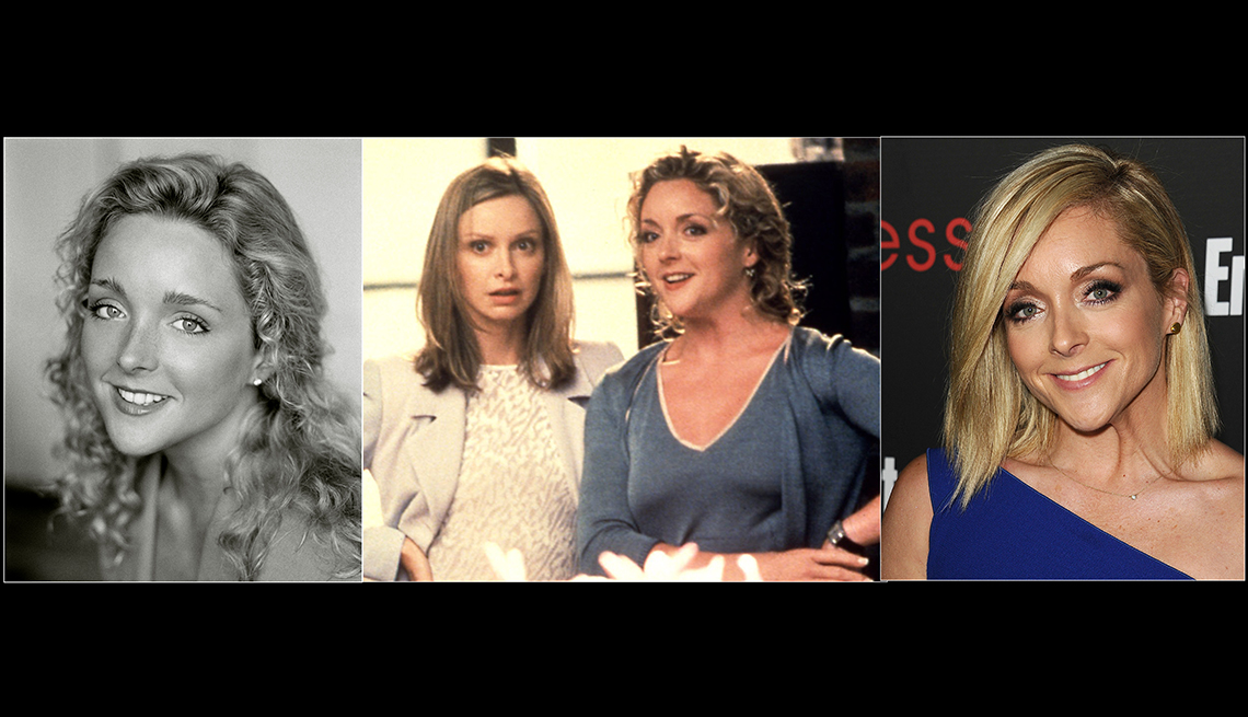 Jane Krakowski, Another World, Famous Celebs in the soap