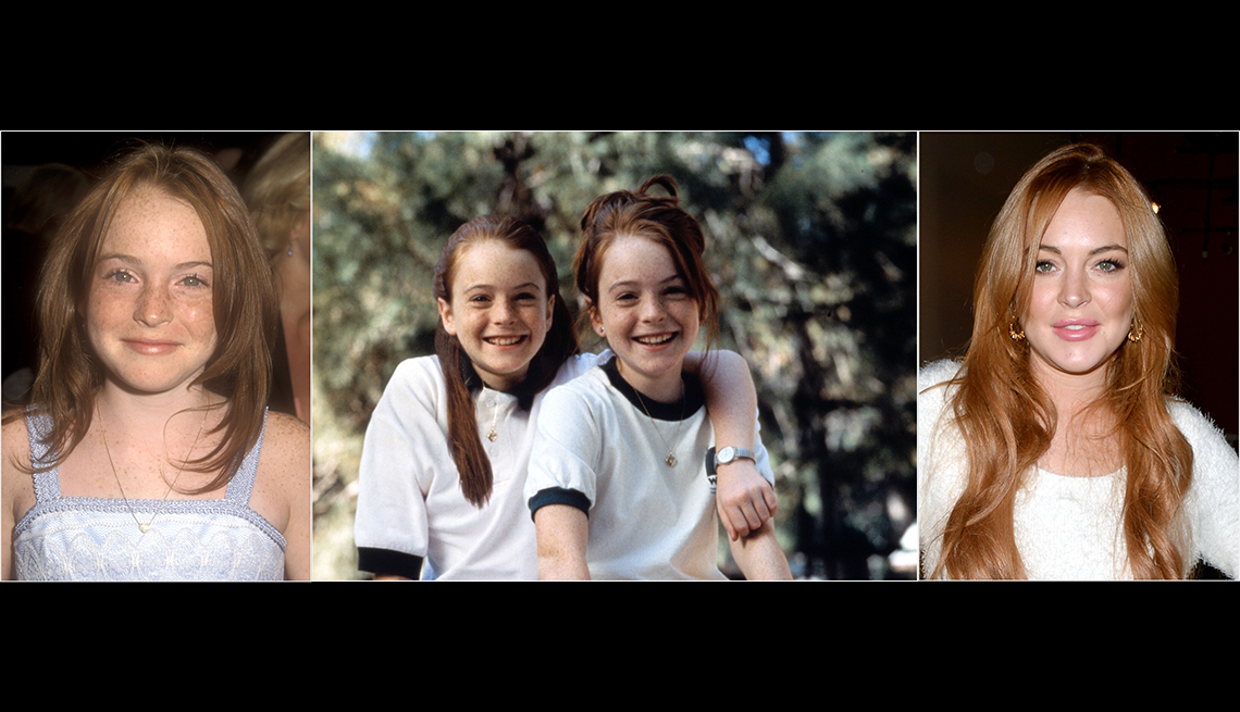 Lindsay Lohan, Another World, Famous Celebs in the soap