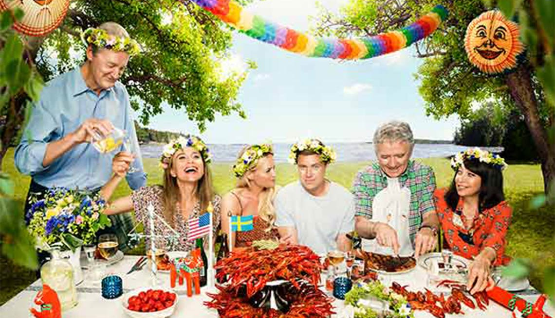 Summer television for grownups preview Welcome to Sweden