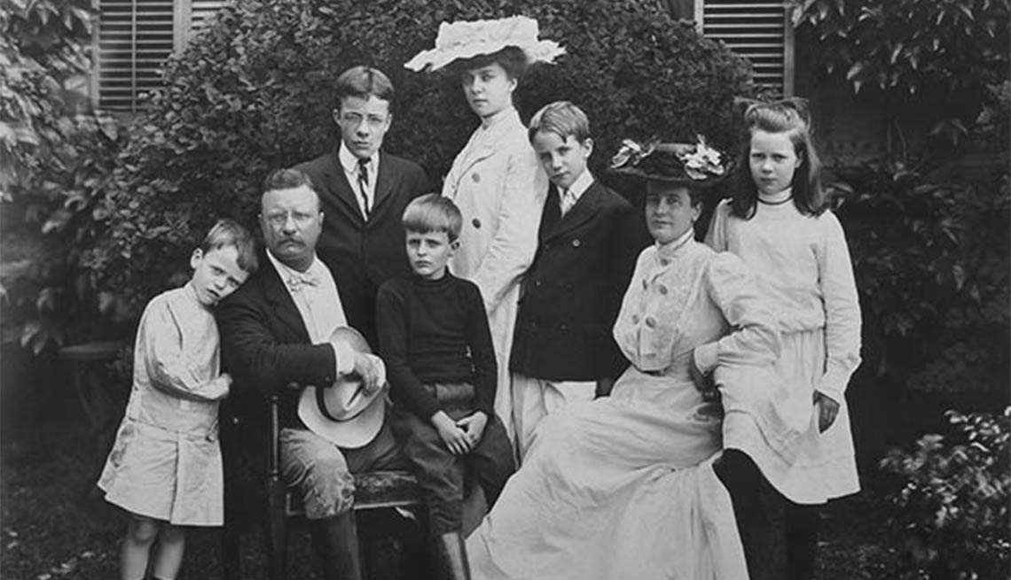 The Roosevelts, 2014 Fall TV for Grownups