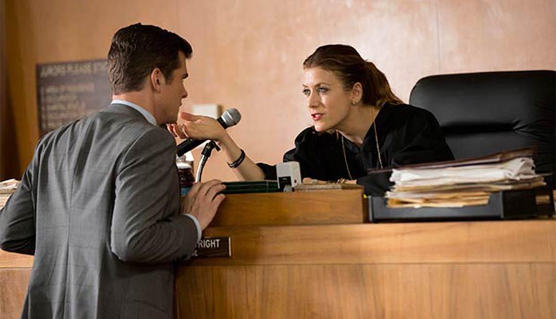 Kate Walsh, Bad Judge, Fall 2014 TV for Grownups
