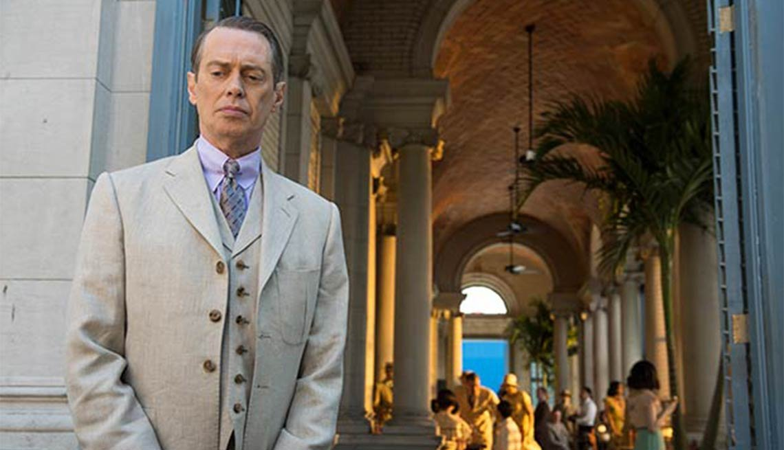 Steve Buscemi, Boardwalk Empire, Fall 2014 TV for Grownups