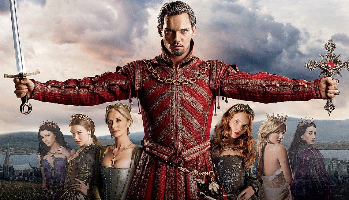 Jonathan Rhys Meyers, The Tudors, Binge Worthy TV