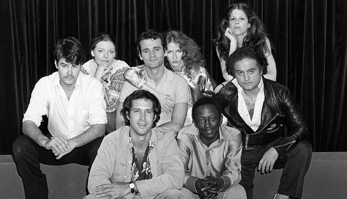 Saturday Night Live, Original Cast, Comedy television, SNL 40