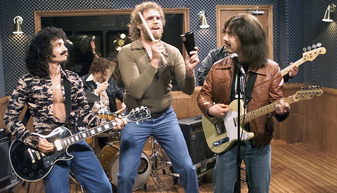 Will Ferrell, Chris Kattan, Chris Parnell, Saturday Night Live, SNL 40, comedy television