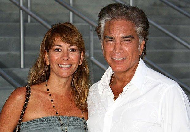 JOSE LUIS RODRIGUEZ Y CAROLINA PEREZ - Famosos y enamorados