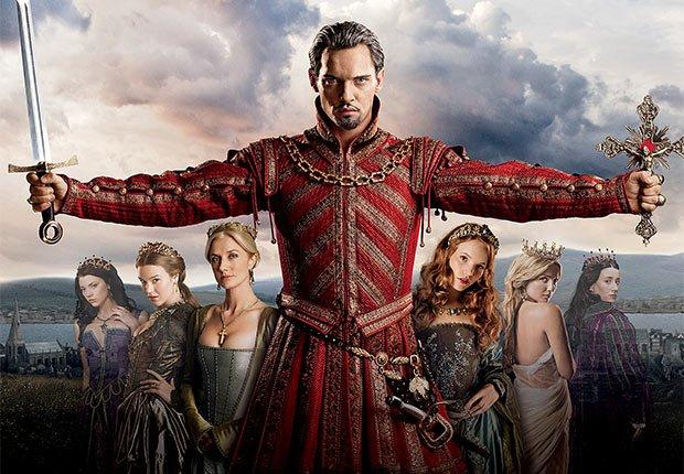 The Tudors - Series de televisión inteligentes y recomendadas