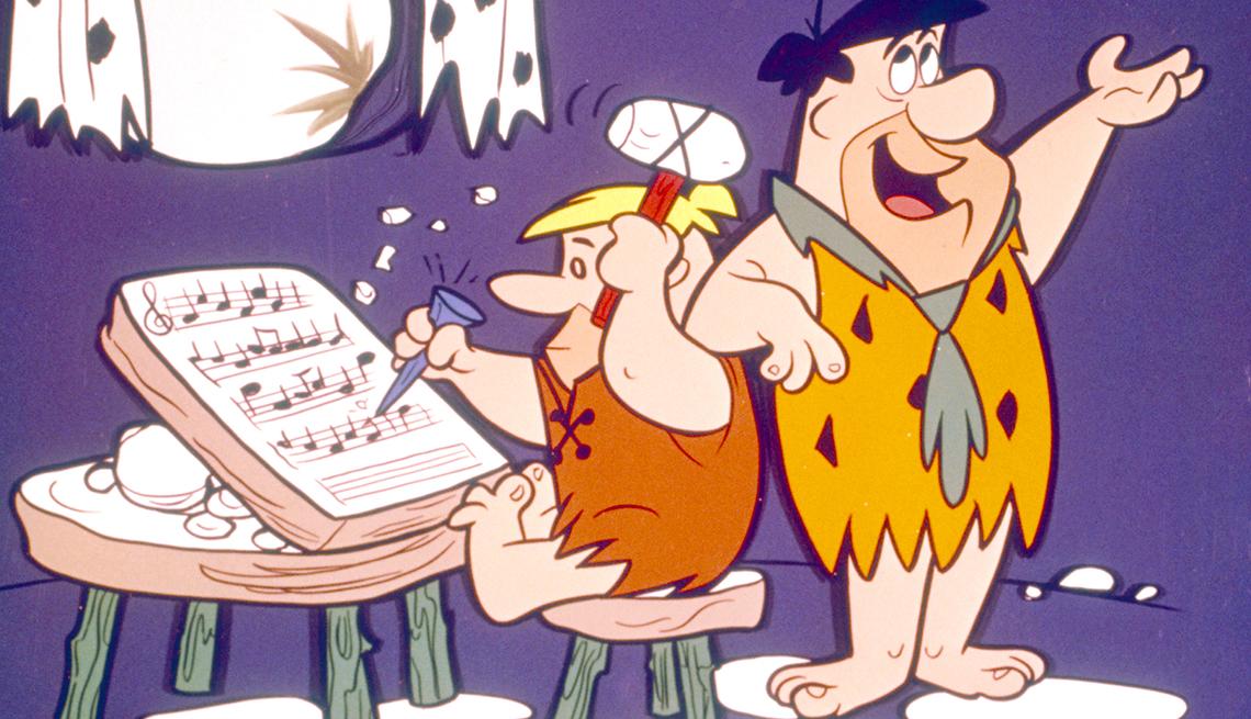 Barney Rubble, Fred Flintstone, Flintstones, Second Bananas