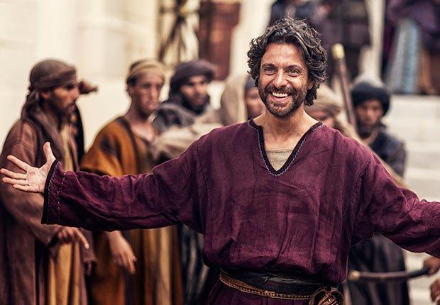 A.D. The Bible Continues  - Programas televisión primavera 2015