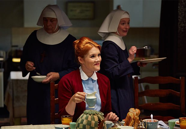 Call the Midwife - Programas televisión primavera 2015