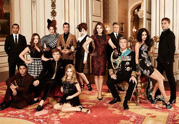 The Royals -  - Programas televisión primavera 2015