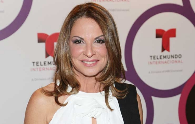 Ana Maria Polo, del programa Caso Cerrado que se transmite por Telemundo