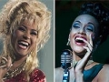 Actrices que interpretan a Celia Cruz: Aymee Nuviola y Jeimy Osorio