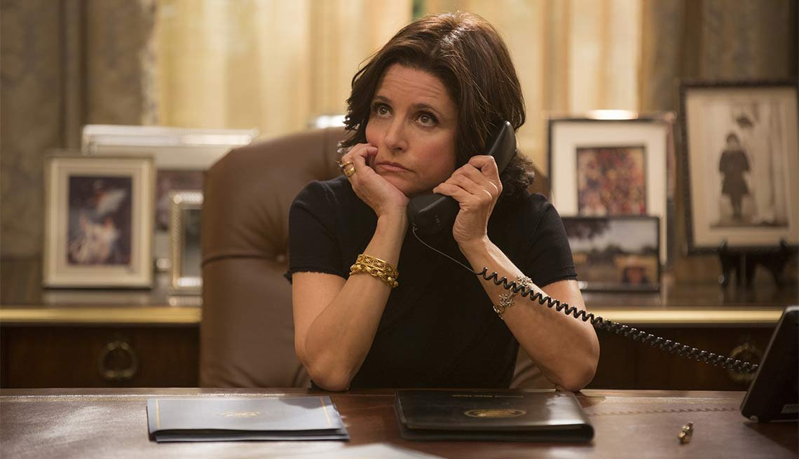 2015 Women to Watch, Julia Louis-Dreyfus