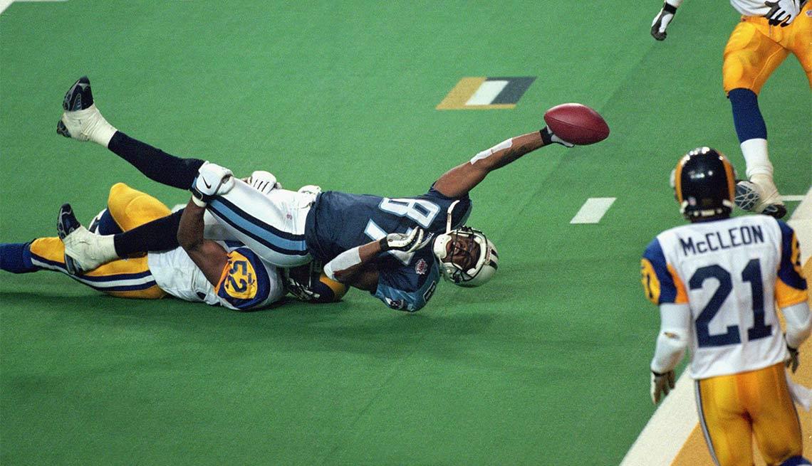 Fearless Super Bowl Plays, SUPER BOWL XXXIV