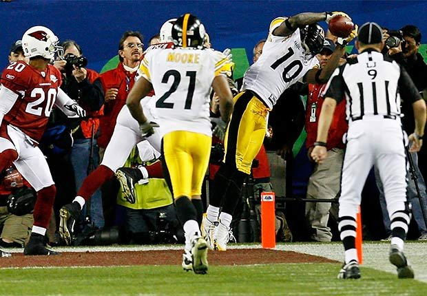 Fearless Super Bowl Plays, SUPER BOWL XLIII