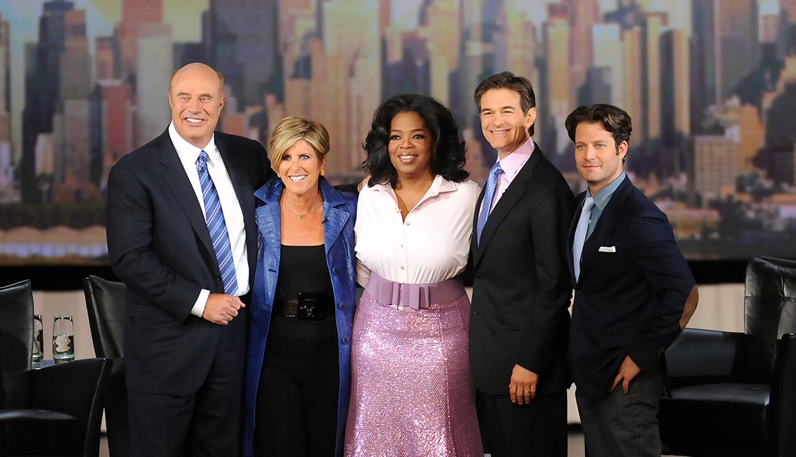 Oprah Winfrey Radio City Taping