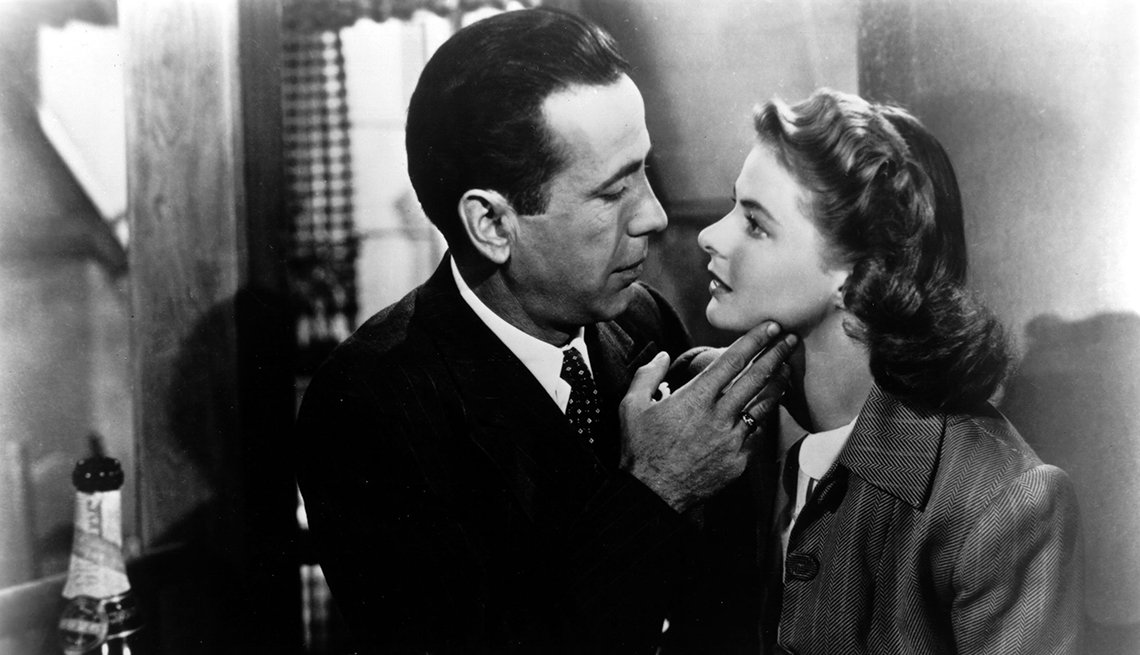 All-time classic films for Valentine's (in Spanish)