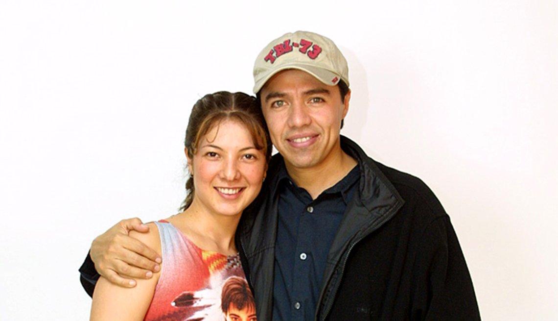 Priscila y Gustavo Ángel - Famosas parejas latinas