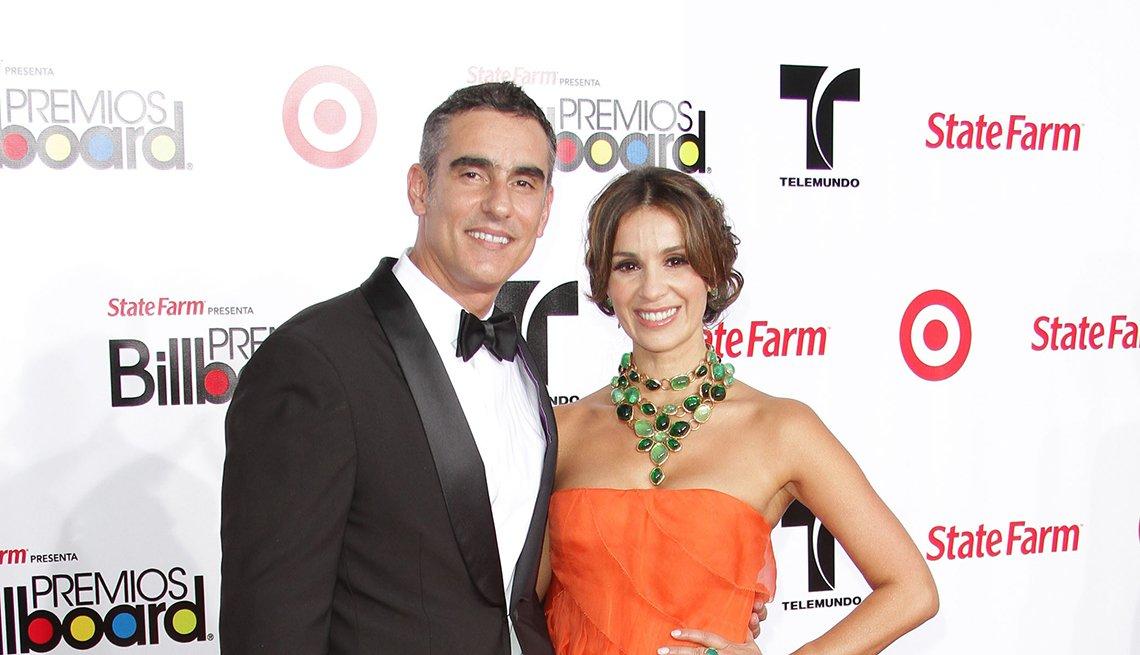 Miguel Varoni y Catherine Siachoque - Famosas parejas latinas