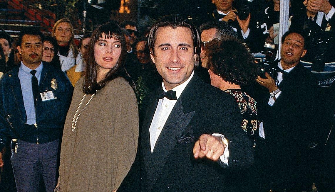 Andy García y María Victoria Lorido García - Famosas parejas latinas