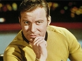William Shatner en su personaje de Capitán Kirk en Star Trek