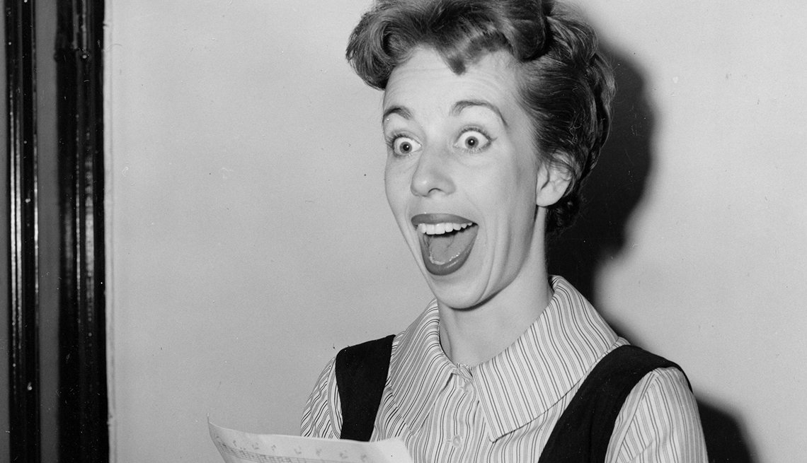 Carol Burnett Through the Years (she's turning 80)