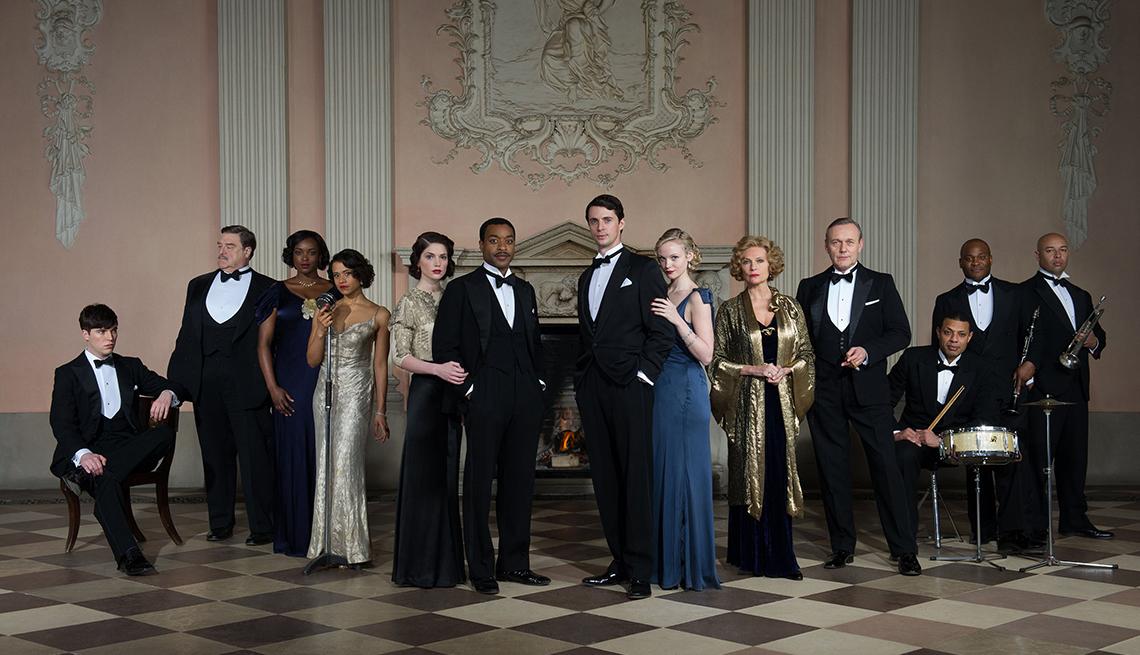 12 series de TV perfectas para mirar en maratón - 'Dancing on the Edge'