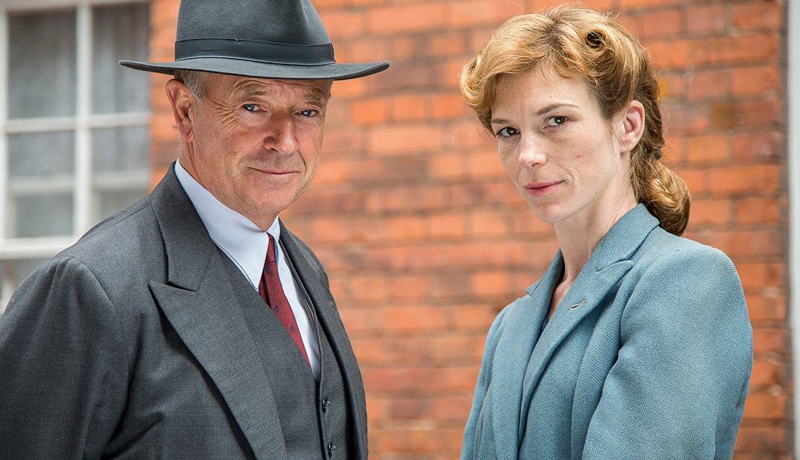 12 series de TV perfectas para mirar en maratón - 'Foyle's War'