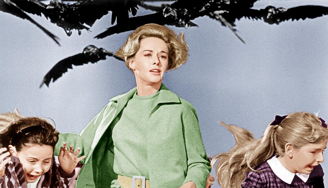 10 películas de Alfred Hitchcock - The Birds (1963)