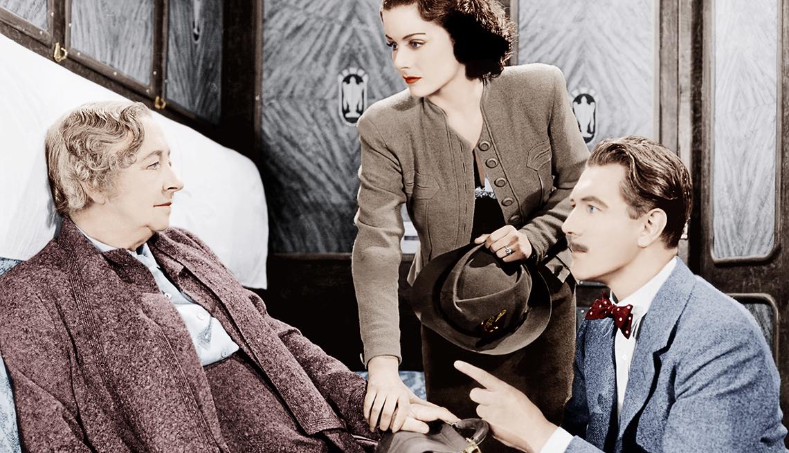 10 películas de Alfred Hitchcock - The Lady Vanishes (1938)