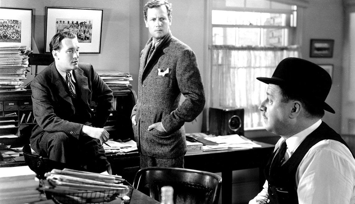 10 películas de Alfred Hitchcock - Foreign Correspondent (1940)