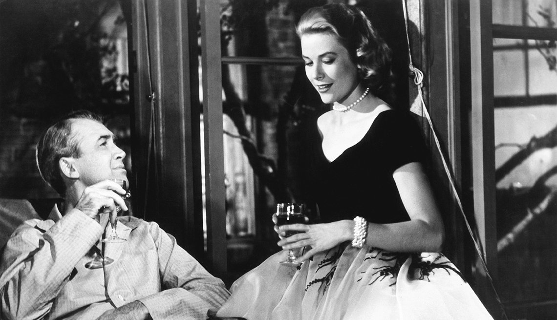 10 películas de Alfred Hitchcock - Rear Window (1954)